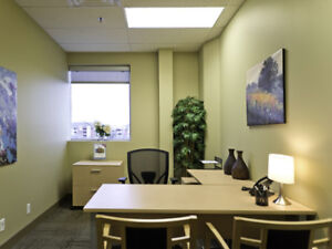 Fully furnished professional offices and suites!