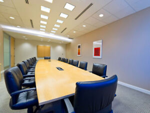 Professional Meeting Rooms with Free Parking! - Built to Impress