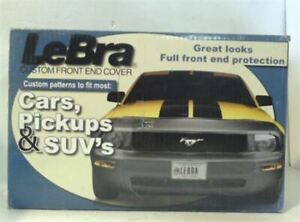 NEW LeBra Front End Cover for 99 - 04 Ford Mustang