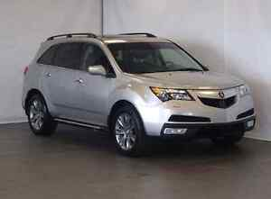 Rare! 2011 Acura Mdx Elite - top model warranty