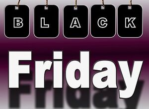 Black FRIDAY $ALE-Give the Gift of Health London Ontario image 1