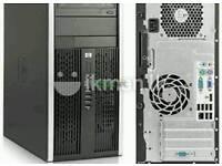 HP PRO 6200 MT widows 7 COA 4 GB RAM 200 GB HDD G630 2ND GEN