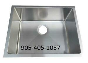 "UNDERMOUNT Stainless Steel Laundry Tub 12"" DEEP 23x18x12"""
