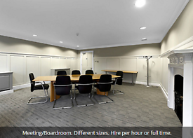 Serviced Office in Cavendish Square, W1 - Modern building, refurbished, up to 90 people