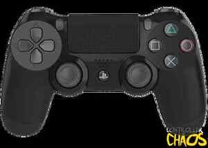Black PS4 controller for sale