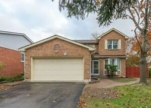 Spacious 4+2 Bedroom Detached house for Rent in Richmond Hill