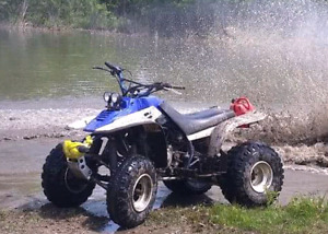 Yamaha warrior 1999 1000$