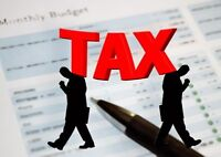 Basic Income Tax Preparation from $ 40.00