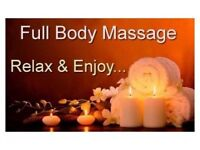 Full body massage avaliable in city centre ! Last week in Leicester !