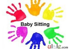 AReliable & caring babysitter available for evenings & weekends