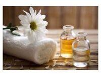 Aromatherapy full body