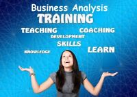 Business Analyst Training, Resume, Certification and Placement