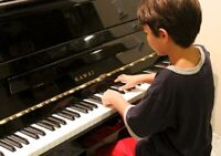 Piano with Helen teaching for all ages
