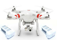 DJI PHANTOM 2 VISION PLUS V3.0 (BOX-EXTRA BATT) - P2212747122076