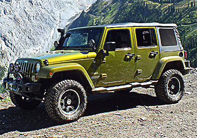 how much lift is needed for larger tires on my 2007 up wrangler ebay. Black Bedroom Furniture Sets. Home Design Ideas