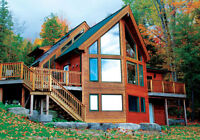 Beautiful house for rent on Lower Buckhorn Lake