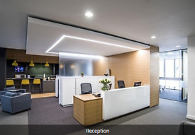 Kensington (W8) Modern Self Contained office | Private & Serviced, Furniture Optional