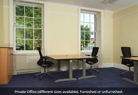Office Space to rent in Bedford Square (WC1 - Bloomsbury), Private and Co-work, Serviced