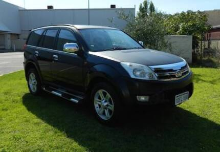 '09 Great Wall X240 Wagon with NO DEPOSIT FINANCE!* O'Connor Fremantle Area Preview
