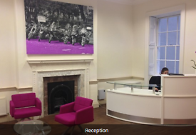 Private Office Space in Soho, W1D - Period building, Serviced offices of various sizes