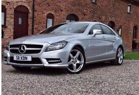 Mercedes-Benz CLS 2.1 CLS250d CDI BlueEFFICIENCY AMG Sport 7G-Tronic Plus 4dr - FMBSH