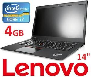 "REFURB* LENOVO 14"" X1 CARBON LAPTOP - 132700775 - ULTRABOOK NOTEBOOK PC INTEL I7 4GB  SEE COMMENTS"