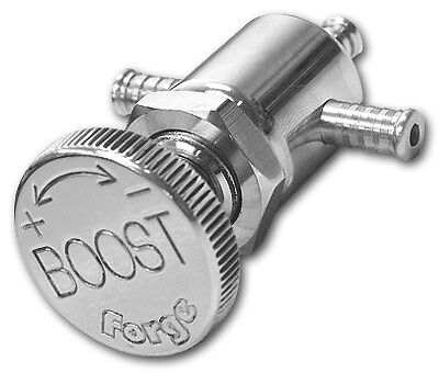 FORGE UNIVERSAL IN CAR BOOST ADJUSTER BLEED TYPE FMICB051