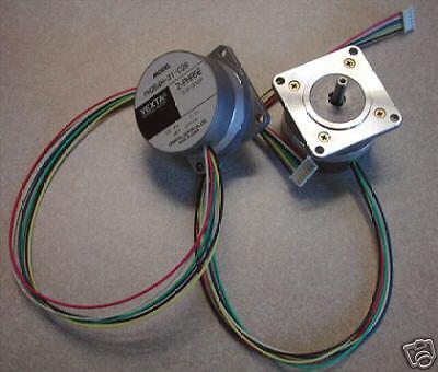 Vexta Stepping Motor Model Ph264m-31-c28 Encad Printer Great For Cnc