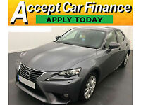 Lexus IS FROM £77 PER WEEK!