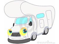 MOTOR HOME WANTED