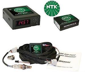 NGK Air-Fuel Ratio Monitor AFR Gauge Wideband O2 Skidoo Artic Cat UTV Honda Chevrolet Ford Dodge 90067