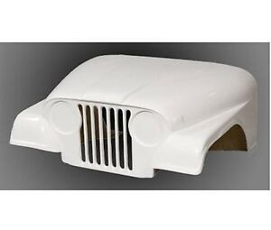 WANTED CLASSIC CJ 5 FIBERGLASS FRONT END