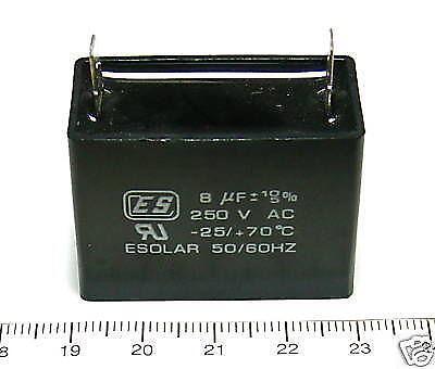 8uf Capacitor Ebay