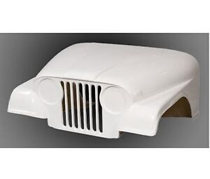 WANTED CJ 5 FIBERGLASS FRONT END