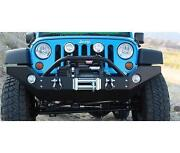 Jeep Winch Mount
