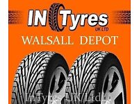 2x 225/40R18 Technic Runflat Tyres Fitting is Available 225 40 18 tyres x2
