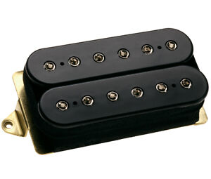 DiMarzio DP220F D Activator Frequency Tuned Ceramic Humbucker Pickup, F-Spaced