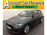 BMW 120D 2.0TD M Sport FINANCE OFFER FROM £88 PER WEEK!