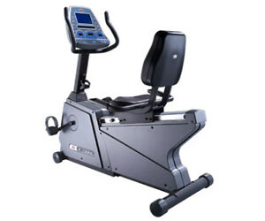 Johnson R7000 Commercial Recumbent Bike