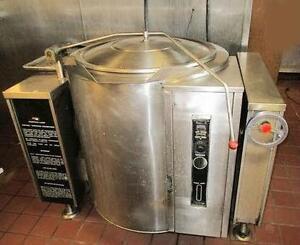 40 Gallon Gas Steam Kettle