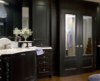 Oakville Finish Carpenter, Crown Moulding, Wainscoting & More