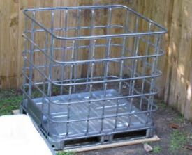 Wanted - IBC Cages