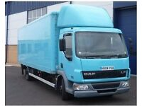 All Surrey Short_Notice Removal Company with Luton Vans and 7.5 Tonne Lorries and Reliable Man.