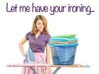 IRON MAIDEN ironing service
