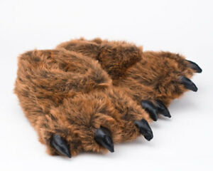 NEW Bear Paw Slippers