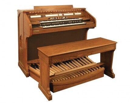 Hammond organs for church, home and recording studios