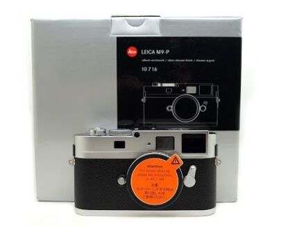 Leica M9 P Silver - Excellent+ condition!
