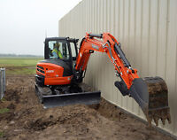 Construction Equipment For Hire