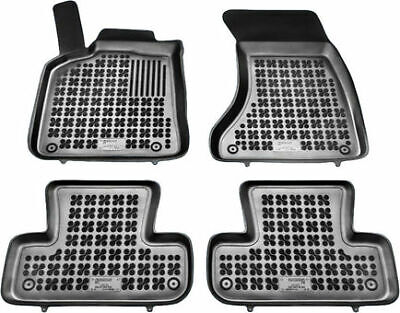 All Weather Rubber Floor Mats fits Audi A4 S4  B8 2009-2015 4th Generation