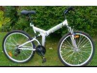 Bike ( Foldable adult bike)